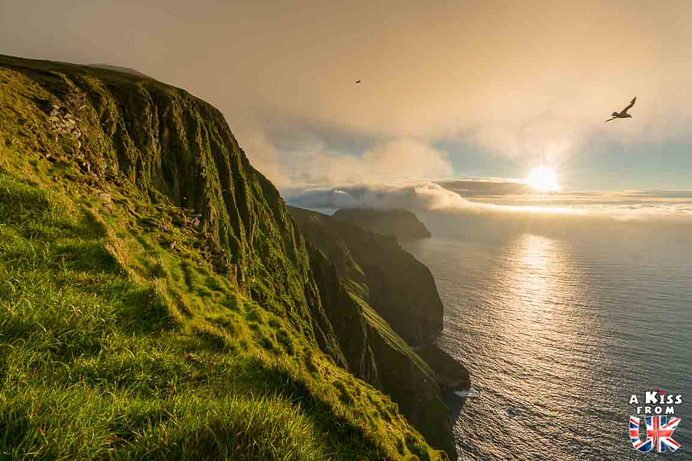 Le Conachair sur St Kilda -  50 photos qui vont vous donner envie de voyager en Ecosse après l'épidémie de coronavirus - Découvrez en image les plus beaux endroits d'Ecosse à visiter.