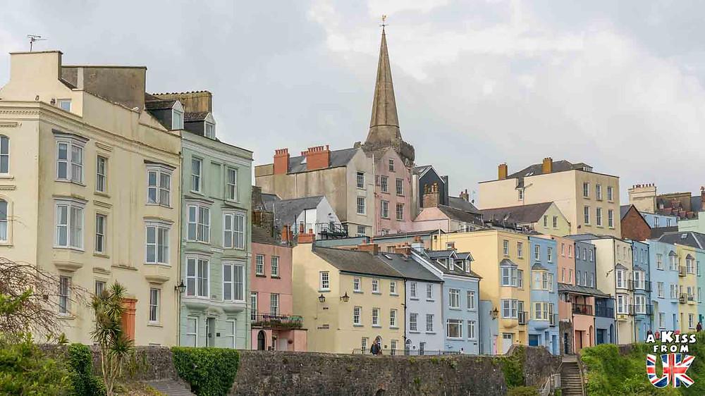 Tenby dans le Pembrokeshire - 15 photos qui vont vous donner envie de voyager au Pays de Galles après le Brexit ! - Découvrez les plus belles destinations et les plus belles régions du Pays de Galles en image.