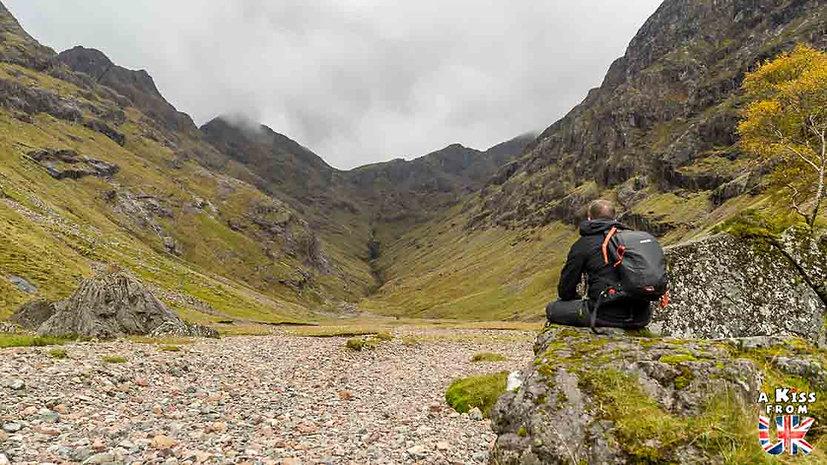 The Lost Valley of Glencoe - A faire et à voir dans le Glencoe et sa région en Ecosse. Visiter le Glencoe avec A Kiss from UK, le guide et blog du voyage en Ecosse.