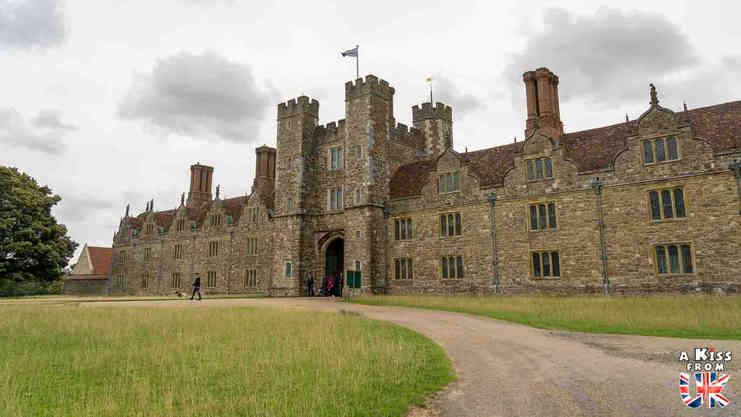 Knole Parc - A faire et à voir dans le Kent en Angleterre. Visiter les plus beaux endroits du Kent avec notre guide complet.
