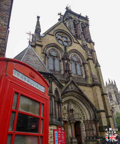 Que voir à York en Angleterre ? Visiter York avec A Kiss from UK, le guide et blog du voyage en Ecosse, Angleterre et Pays de Galles