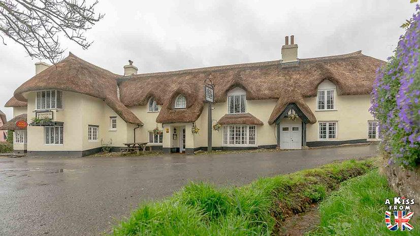 Winsford - Que voir dans le Parc National d'Exmoor en Angleterre ? Visiter Exmoor avec A Kiss from UK, le guide & blog du voyage en Ecosse, Angleterre et Pays de Galles.
