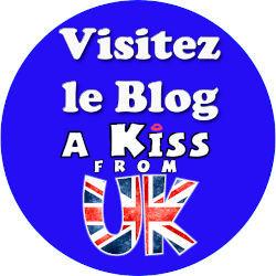 visitez le blog A Kiss from UK