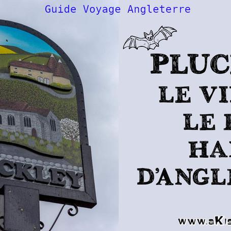 Pluckley, le village le plus hanté d'Angleterre.