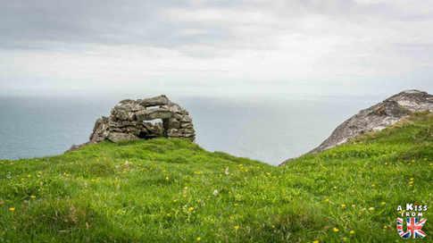 Cleit de St Kilda - Visiter St Kilda, l'archipel le plus isolé d'Ecosse. Découvrez l'histoire, les paysages spectaculaires et la faune des îles de St Kilda dans les Hébrides Extérieures - A Kiss from UK, le guide et blog du voyage en Ecosse.