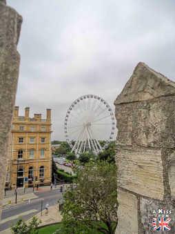 Les Remparts - Que voir à York en Angleterre ? Visiter York avec A Kiss from UK, le guide et blog du voyage en Ecosse, Angleterre et Pays de Galles