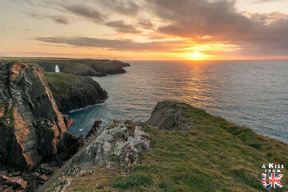 Porthgain dans le Pembrokeshire - 15 photos qui vont vous donner envie de voyager au Pays de Galles après le Brexit ! - Découvrez les plus belles destinations et les plus belles régions du Pays de Galles en image.