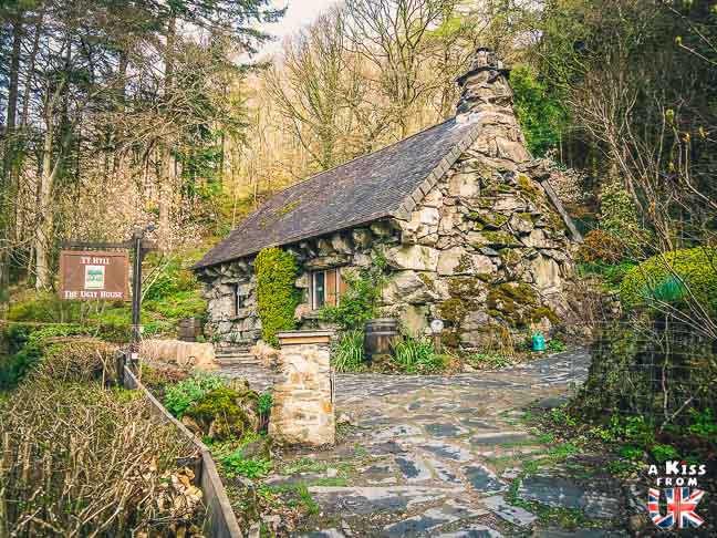 The Ugly House - Que faire dans le Snowdonia au Pays de Galles ? Visiter les plus beaux endroits à voir dans le Parc National du Snowdonia avec notre guide complet.