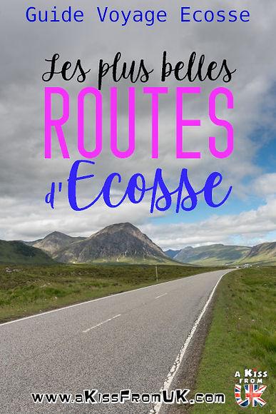 Les plus belles routes d'ecosse pinteres