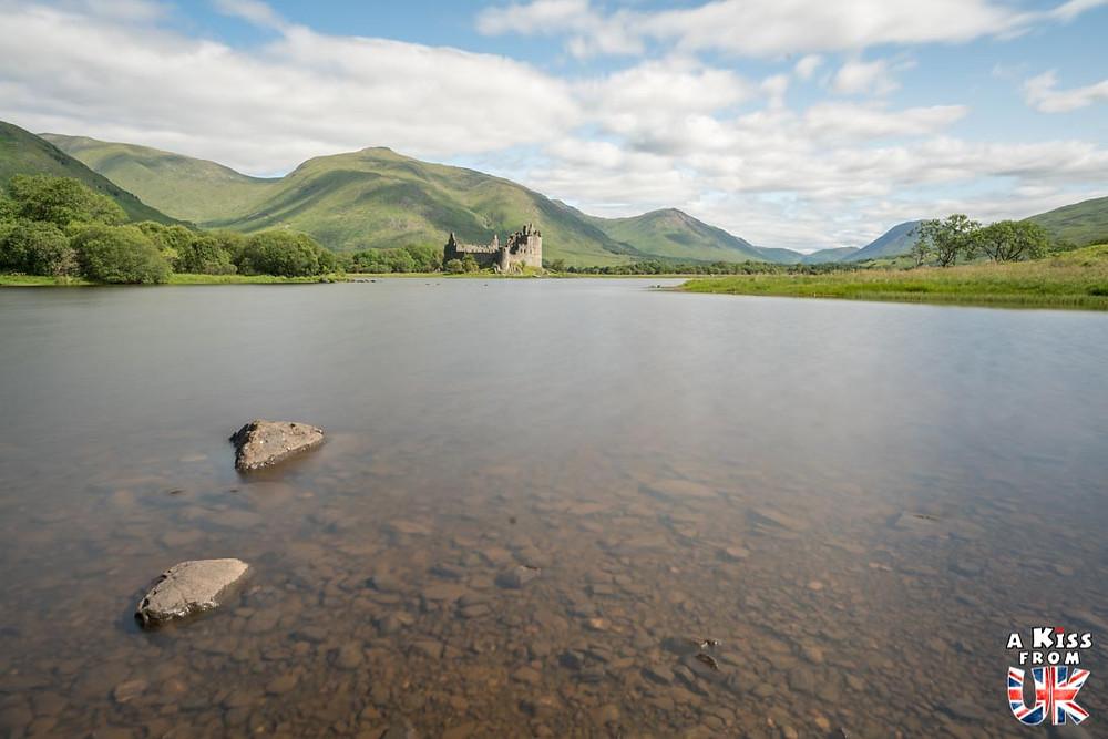 Kilchurn Castle -  50 photos qui vont vous donner envie de voyager en Ecosse après l'épidémie de coronavirus - Découvrez en image les plus beaux endroits d'Ecosse à visiter.