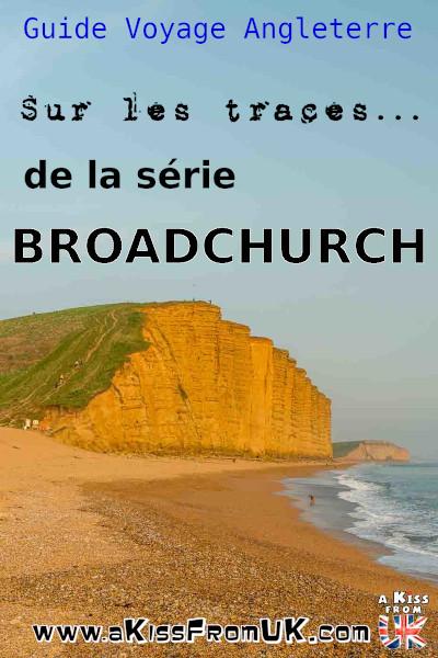 Bienvenue à West Bay, dans le Dorset. Ce nom ne vous dit rien? C'est pourtant là qu'à été tournée la série télévisée Broadchurch, diffusée sur France 2