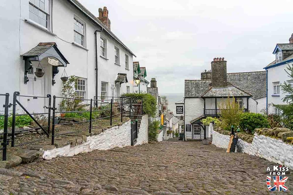 Clovelly dans le Devon - 30 photos qui vont vous donner envie de voyager en Angleterre après l'épidémie de coronavirus - Découvrez les plus belles destinations et les plus belles régions d'Angleterre à visiter.