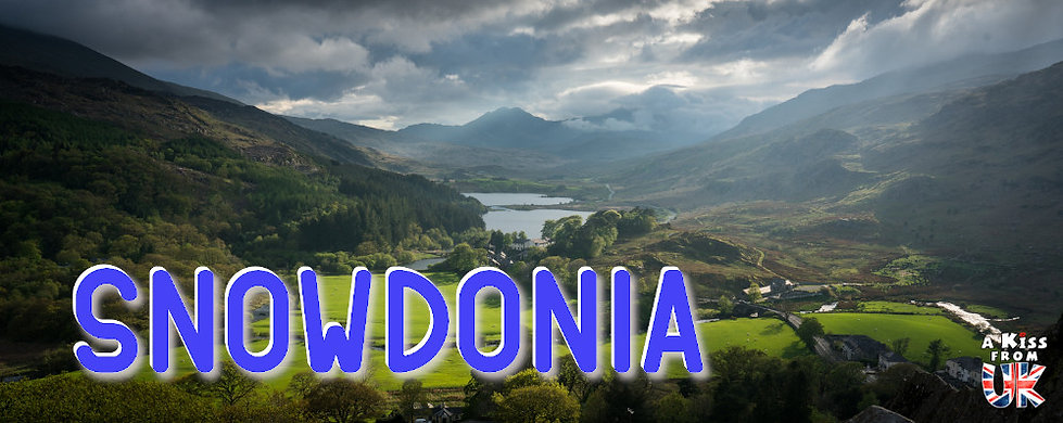 Que voir dans le Parc National du Snowdonia au Pays de Galles ? Visiter le Snowdonia avec A Kiss from UK, blog du voyage en Ecosse, Angletere et Pays de Galles.