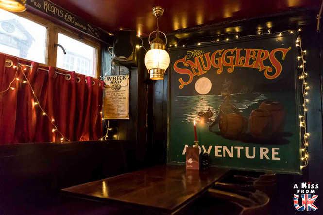 The Smugglers - Découvrez les meilleurs pubs de Grande-Bretagne. Quels sont les meilleurs pubs d'Angleterre, d'Ecosse et du Pays de Galles ?