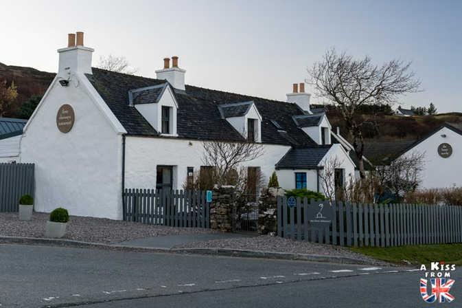 Three Chimneys - Visiter l'île de Skye en 4 Jours. A voir et à faire. Lieux à voir et itinéraire de Roadtrip en Ecosse sur l'île de Skye - A Kiss from UK le guide et  blog voyage Ecosse, Angleterre et Pays de Galles