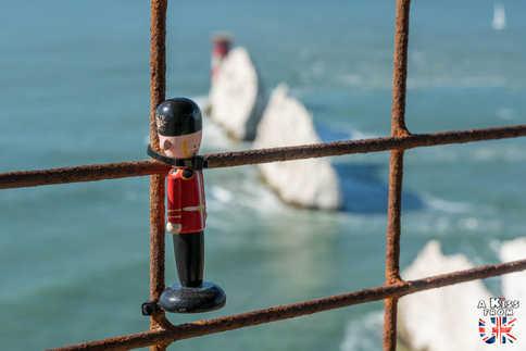 The Needles - Que faire sur l'île de Wight en Angleterre ? Visiter les plus beaux endroits à voir sur l'île de Wight