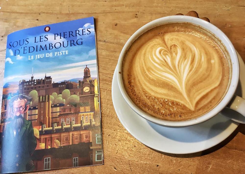 Sous les pierres d'Edimbourg - Les jeux de pistes à Edimbourg - découvrez tous les guides français à Edimbourg ainsi que les professionnels du tourisme francophones et indépendants en Ecosse. | A Kiss from UK