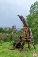 Castle Stalker - A faire et à voir dans le Glencoe et sa région en Ecosse. Visiter le Glen Coe avec A Kiss from UK, le guide & blog du voyage en Ecosse.