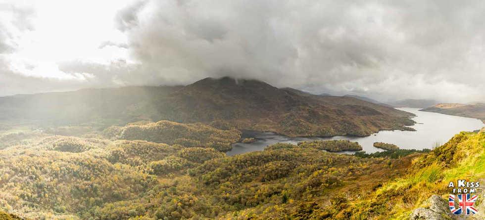Ben A'An - A voir absolument et à faire dans le Loch Lomond et les Trossachs en Ecosse - Visiter le Parc National du Loch Lomond et des Trossachs avec notre guide complet sur cette région écossaise