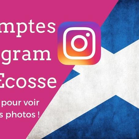 Les 10 meilleurs comptes Instagram sur l'Ecosse à suivre pour voir de belles photos !