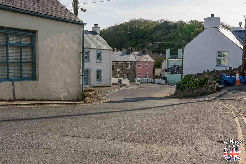 Little Haven dans le Pembrokeshire - Que voir dans le Pembrokeshire au Pays de Galles ? Visiter le Pembrokeshire avec A Kiss from UK, le guide et blog voyage en Grande-Bretagne.