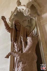 L'abbaye de Lacock - Que voir dans le Wiltshire en Angleterre ? Visiter le Wiltshire avec A Kiss from UK, le blog du voyage en Ecosse, Angleterre et Pays de Galles