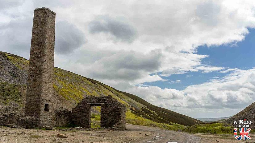 Old Gang Smelt Mill - Que voir dans les Yorkshire Dales en Angleterre ? Visiter le Parc National des Yorkshire Dales avec A Kiss from UK, le blog du voyage en Grande-Bretagne.