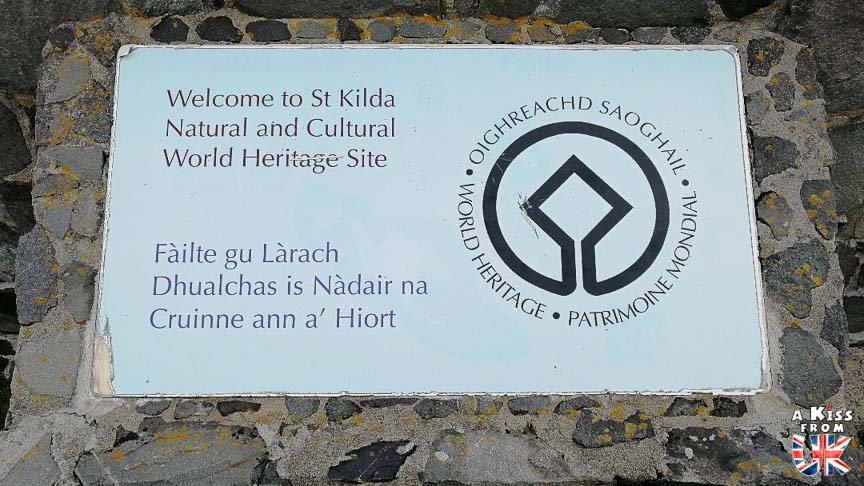 St Kilda en Ecosse, un site doublement classé à l'UNESCO - Visiter St Kilda - Que voir sur l'île de St Kilda en Ecosse ? - A Kiss from UK, le guide et blog du voyage en Ecosse.