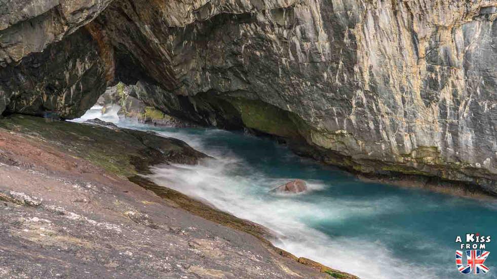 Sea Tunnel sur St Kilda - Visiter l'archipel de St Kilda en Ecosse - Que voir sur l'île de St Kilda en Ecosse ? - A Kiss from UK, guide et blog voyage sur l'Ecosse.