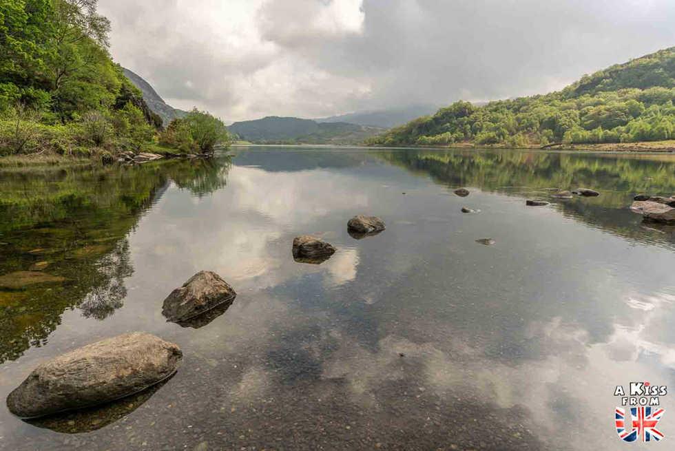 Lynn Dinas - Que faire dans le Snowdonia au Pays de Galles ? Visiter les plus beaux endroits à voir dans le Parc National du Snowdonia avec notre guide complet.