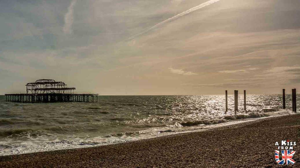 Brighton - Que voir absolument dans le Sussex en Angleterre ? Visiter le Sussex  et ses plus beaux endroits avec A Kiss from UK, le guide et blog du voyage en Ecosse, Angleterre et Pays de Galles.