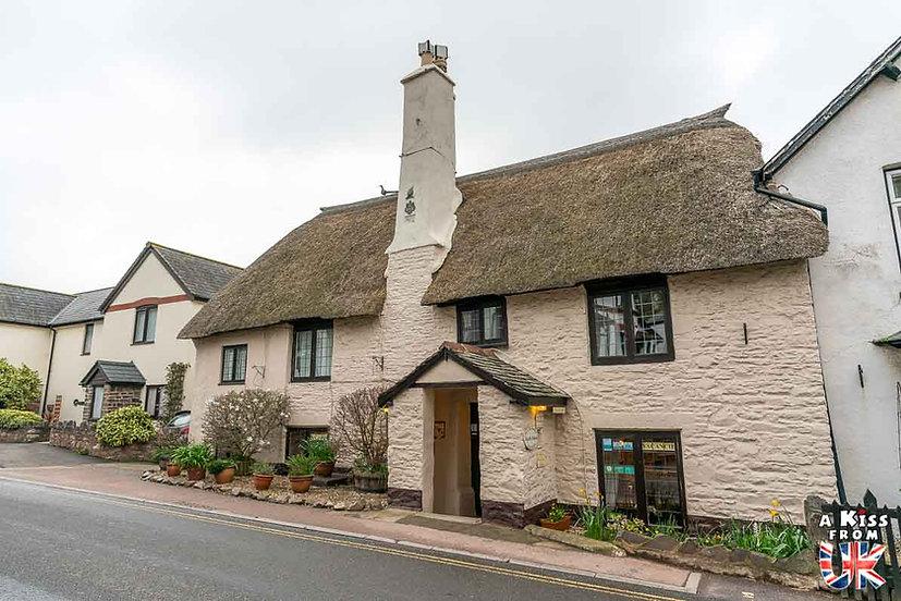 Porlock - Que voir dans le Parc National d'Exmoor en Angleterre ? Visiter Exmoor avec A Kiss from UK, le guide & blog du voyage en Ecosse, Angleterre et Pays de Galles.