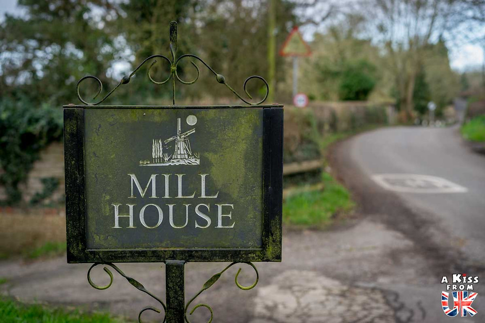 L'ancien moulin de Pluckley - Pluckley, le village le plus hanté d'Angleterre. Découvrez ma chasse aux fantômes à Pluckley dans le Kent. | Blog | A Kiss from UK