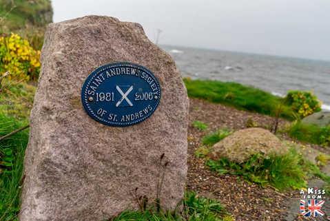 St Andrews - Que voir et que faire dans la Péninsule de Fife en Ecosse ? Visiter la péninsule de Fife avec A Kiss from UK, le guide et blog du voyage en Ecosse.