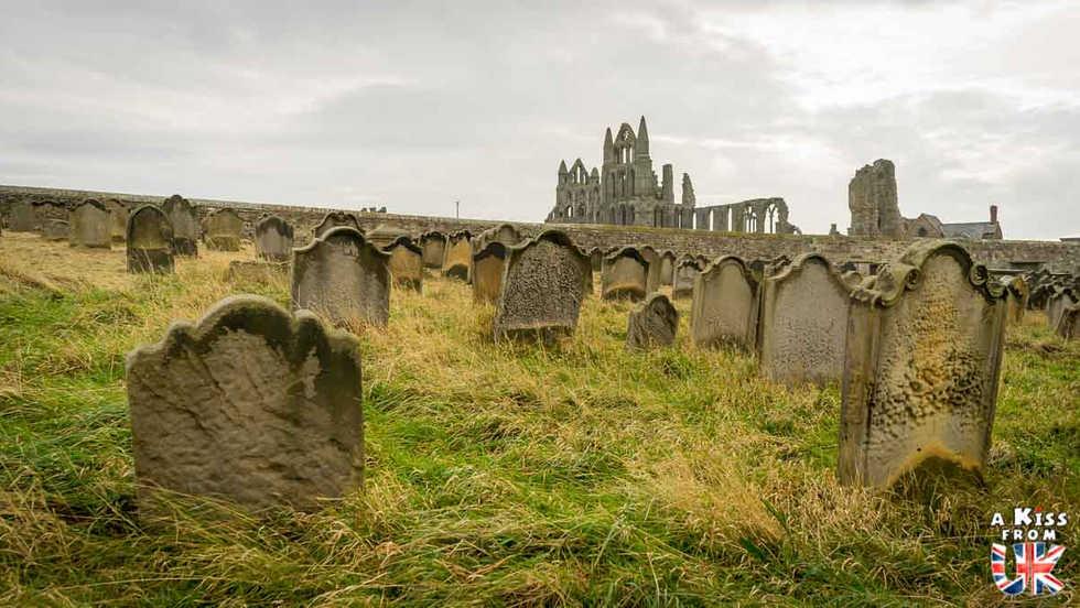 Whitby Abbey - Les plus belles ruines de Grande-Bretagne - A Kiss from UK, le blog du voyage en Ecosse, Angletere et Pays de Galles.