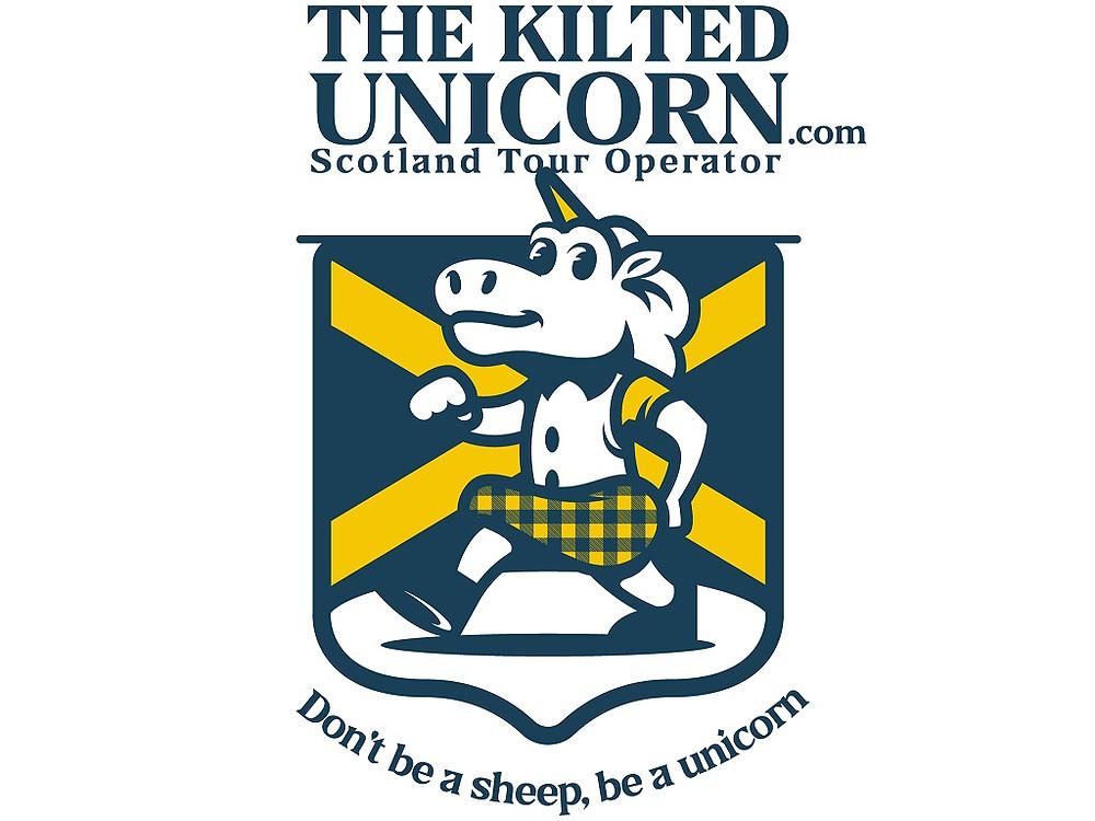 The Kilted Unicorn - les agences de voyage françaises spécialisées sur l'Ecosse - découvrez tous les guides français à Edimbourg ainsi que les professionnels du tourisme francophones et indépendants en Ecosse. | A Kiss from UK