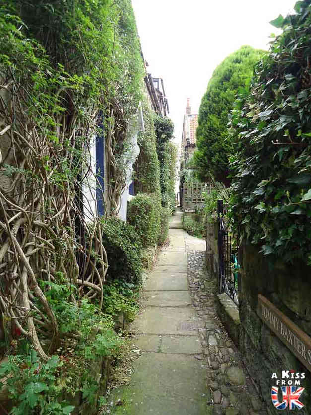 Robin Hood's Bay - Que voir dans les North York Moors en Angleterre ? Visiter les North York Moors avec A Kiss from UK, le guide & blog du voyage en Ecosse, Angleterre et Pays de Galles