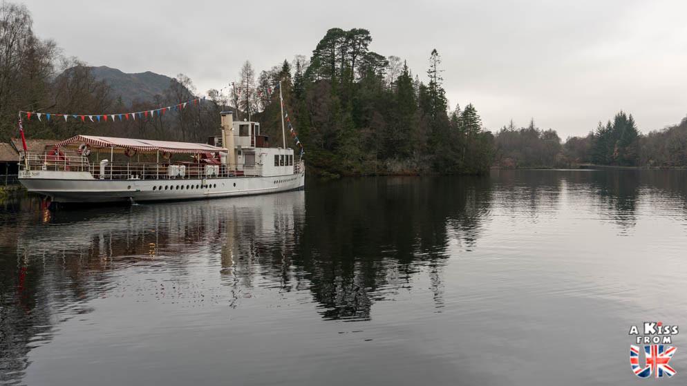 Loch Katrine dans les Trossachs -  50 photos qui vont vous donner envie de voyager en Ecosse après l'épidémie de coronavirus - Découvrez en image les plus beaux endroits d'Ecosse à visiter.