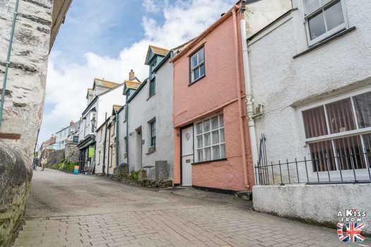 Port Isaac - Que faire dans les Cornouailles en Angleterre ? Visiter les plus beaux endroits à voir absolument dans les Cornouailles avec notre guide complet.