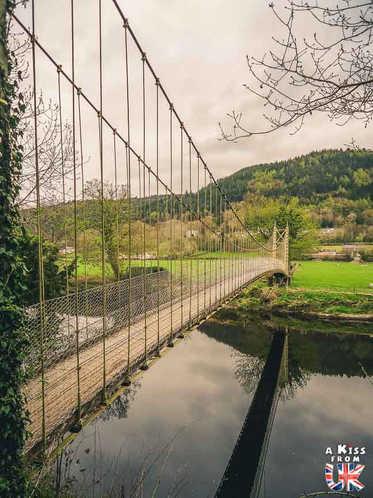 Betws-y-Coed - Que faire dans le Snowdonia au Pays de Galles ? Visiter les plus beaux endroits à voir dans le Parc National du Snowdonia avec notre guide complet.