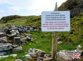 Rubha Nam Braithrean Brother's Point - Que faire et que voir sur l'île de Skye en Ecosse ? Visiter les plus beaux endroits de l'île de Skye avec notre guide complet.