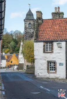 Culross - Road Trip de 8 jours en Ecosse à l'automne - A Kiss from UK, guide et blog voyage sur l'Ecosse, l'Angletere et le Pays de Galles