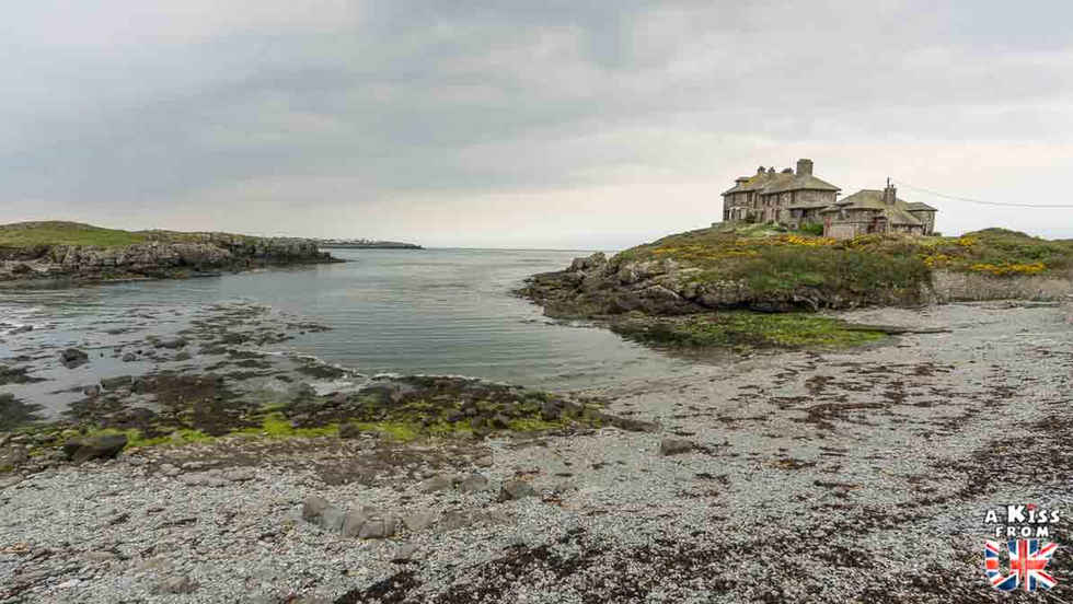 Holy Head - Que voir sur l'île d'Anglesey au Pays de Galles ? Visiter Anglesey avec A Kiss from UK, le blog du voyage en Ecosse, Angleterre et Pays de Galles.