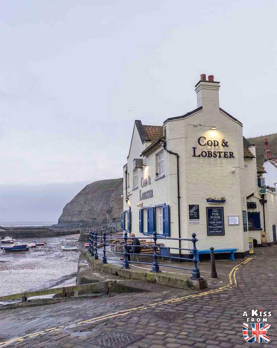 The Cod & Lobster - Découvrez les meilleurs pubs de Grande-Bretagne. Quels sont les meilleurs pubs d'Angleterre, d'Ecosse et du Pays de Galles ?