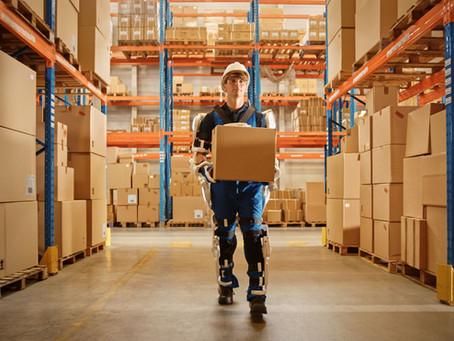 Gli esoscheletri occupazionali e la sicurezza sul lavoro. Perché prevenire è meglio che curare
