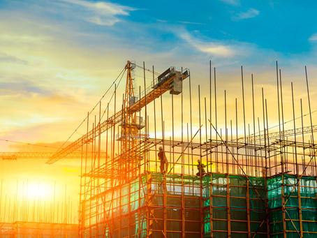 I cantieri e l'impatto ambientale