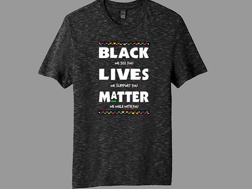 BLACK LIVES ALLY