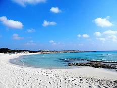 agia napa beach
