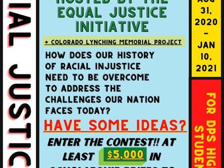 Denver Public Schools Racial Justice Essay Contest