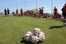 Football Training Camp Cyprus